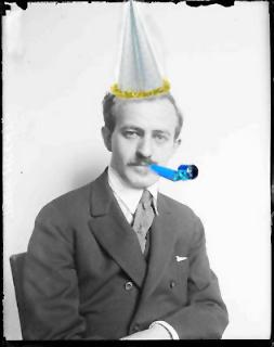 Ben Hecht's House Party